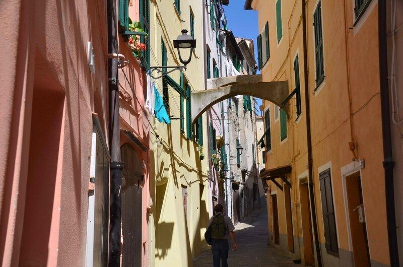 ruelles Ventimiglia