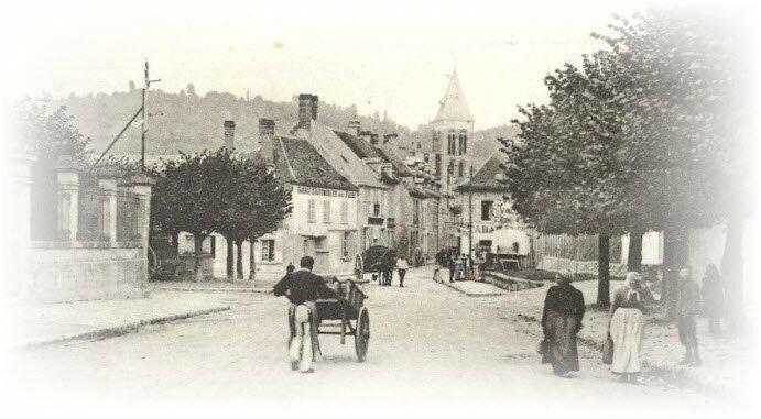 Vailly-sur-Aisne, Aisne