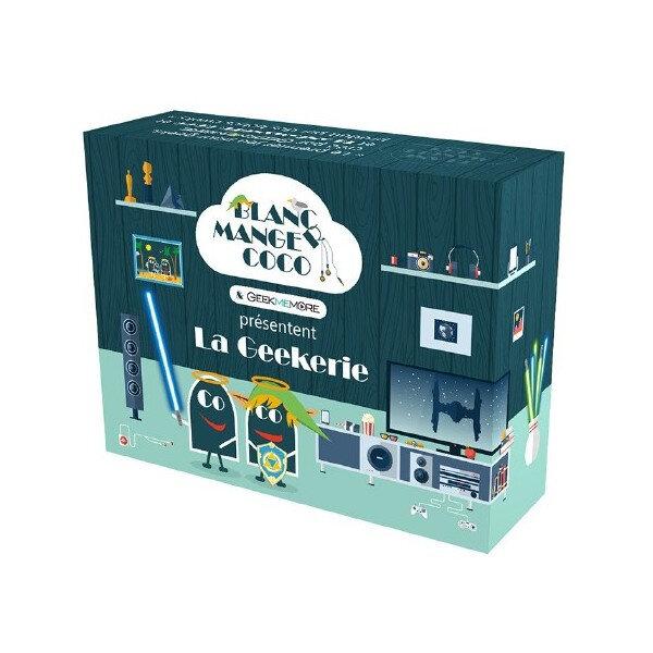 Boutique jeux de société - Pontivy - morbihan - ludis factory - Blanc manger coco la geekerie