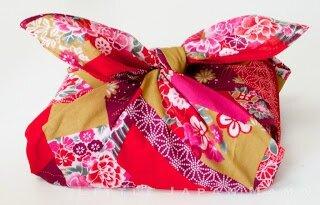 Kimono-Furoshiki