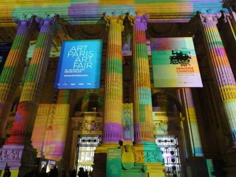Art Paris Grand Palais