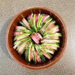 chez cathytutu tian de légumes de saison cyril lignac tous en cuisine