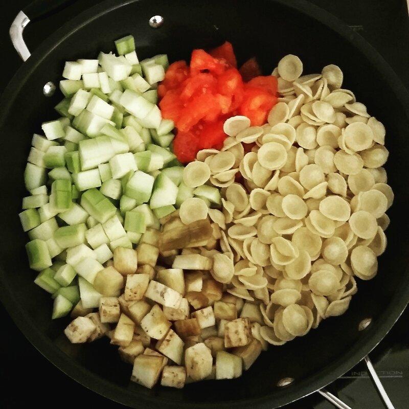 One pot pasta ©Kid Friendly