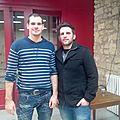 Mus euskal etxea bordeaux : deux rugbymen de mouguerre gagnent le tournoi