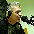Portrait de christian lux, radio b