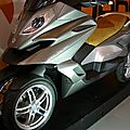 Raspo Salon 2011 Quadro 4 roues (prototype)