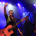 Amparo Sanchez - Talents du Sud - Lille - 2013