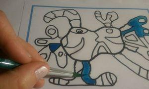 43_PERSONNAGES ET ANIMAUX_ A partir de Bleu de ciel-peinture (2)
