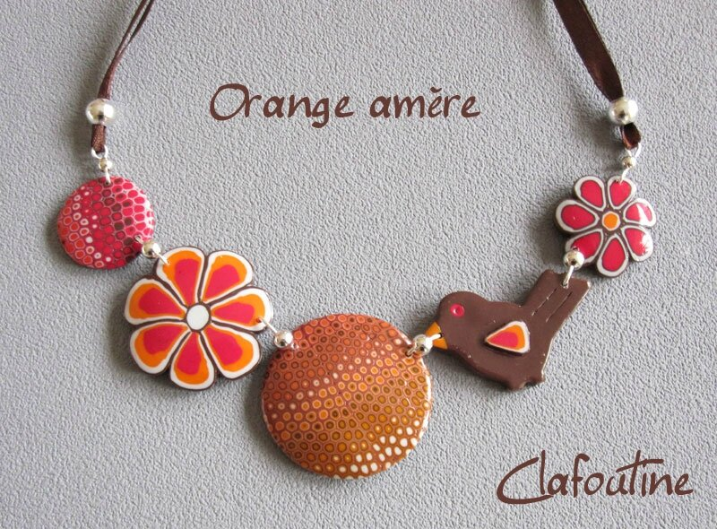Orange amère