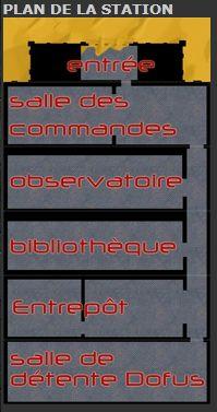 plan de la station I