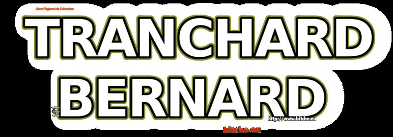 ♞ TRANCHARD Bernard 77-06