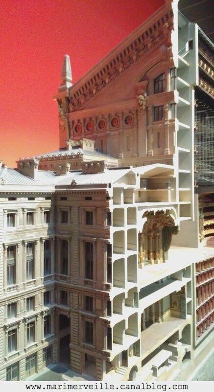 maquette opéra garnier 9 musée d'orsay - marimerveille