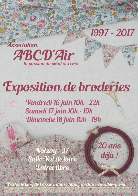 Affiche ABCDAir 2017