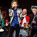 The rolling stones ... un inédit avec « living in a ghost town » !