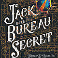 Jack et le bureau secret (section 13 #1), par james r. hannibal