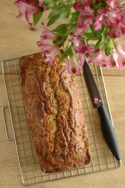 Cake aux raisins & cannelle_6