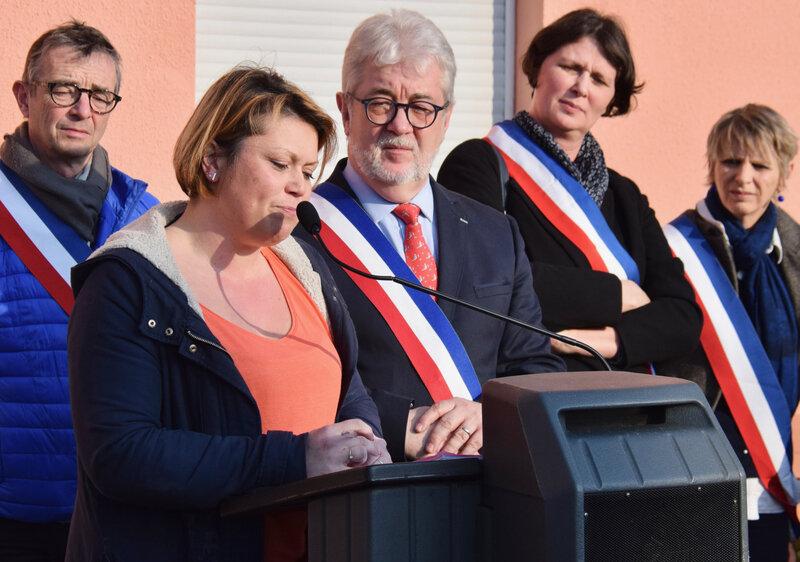 ÉCOLE MORTE MANIF INSPECTION 2019 Claire Cousin
