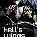 Hell's wings - lily hana