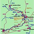 carte régionale