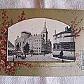 Angoulème 2 - l'hotel de ville (datée 1906)