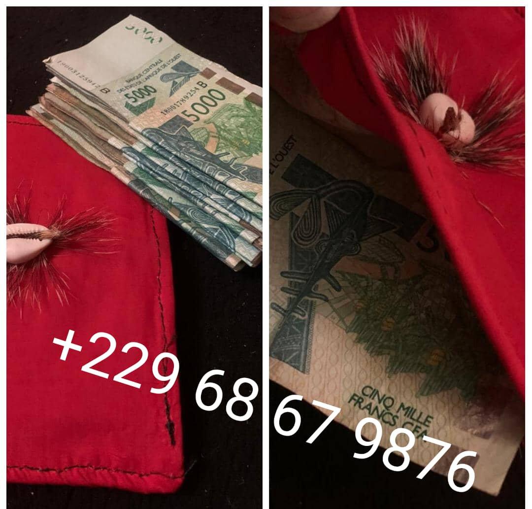 PORTEFEUILLE MAGIQUE POUR FEMME , comment je peux avoir un vrai portefeuille magique , porte monnaie magique marabout mali