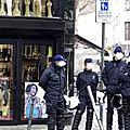Un contrôle de police vire à l'affrontement dans le quartier matongé