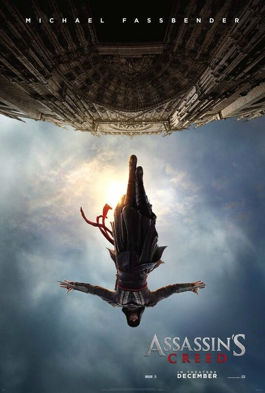 Assassin's Creed_movie poster