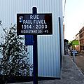 Paul fuvel (1914-2000), résistant