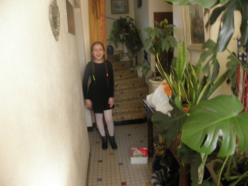 L'Anniversaire à Manon, elle à 10 ans, pourquoi çà passe si vite...?