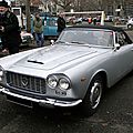 Lancia flaminia touring convertible 1960-1964