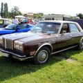 Chrysler lebaron 4door sedan de 1981 (1977-1989)(8ème Rohan-Locomotion) 01