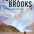 Le royaume magique de landover de terry brooks