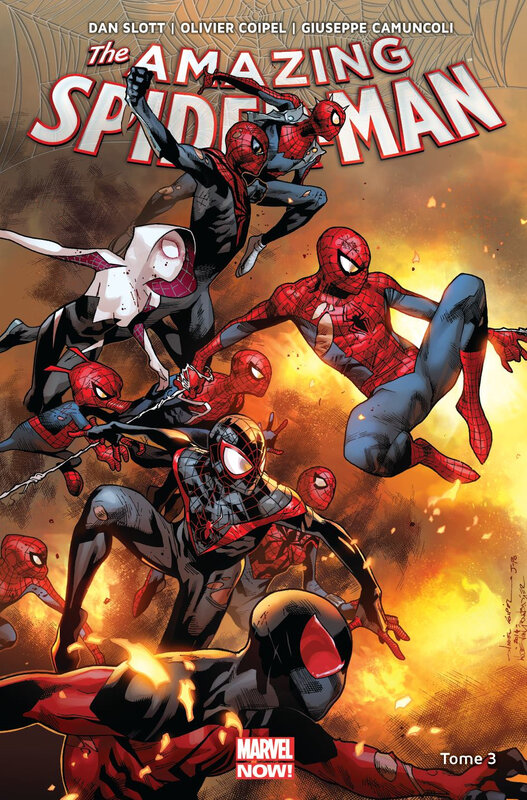 marvel now amazing spiderman 03 spider-verse