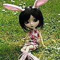 [pullip blanche] petite lapine