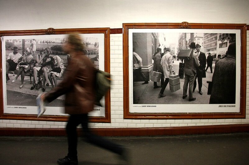 2-Expo Garry Winogrand Métro_8191