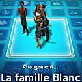 Famille blanc