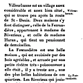 Promenades à lyon : ferrandière 1810 -2