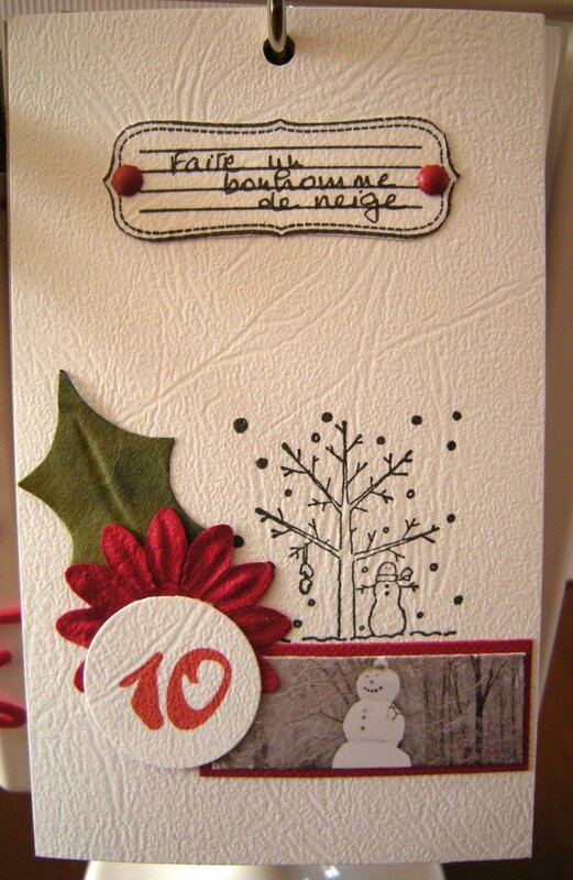 Calendrier avent (21)