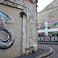 Bayonne, Festival Street art Points de vue 2019, fresque FANAKAPAN