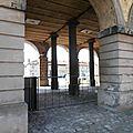 Grand-Hornu - - Porche 1 et maisons - 20130402_11