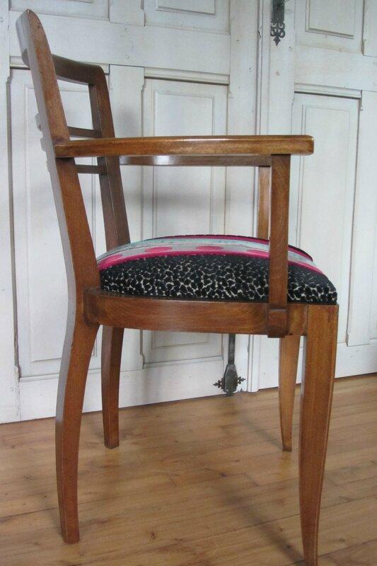 refaire une galette de chaise côté sièges