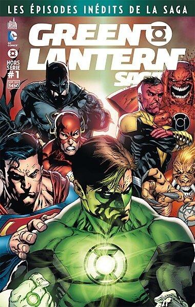 green lantern saga hs 01