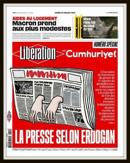 liberation liberté presse turquie