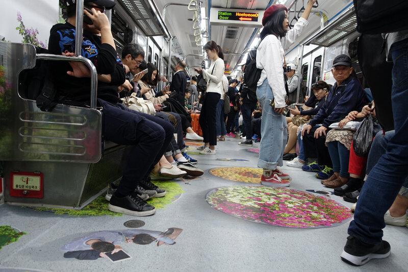 Métro de Seoul