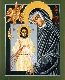 christ_of_divine_mercy_and_his_apostle_saint_faustina