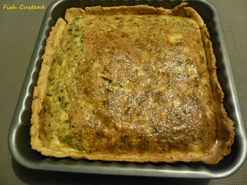Quiche à l'avocat antillaise (3)