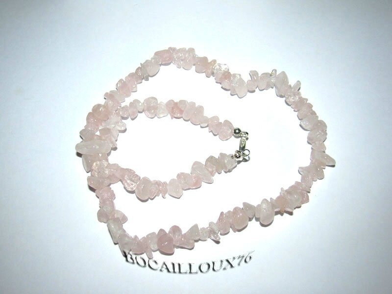 Collier QUARTZ Rose 6 (4)
