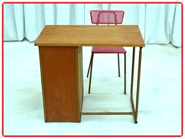 bureau chaise HITIER vintage