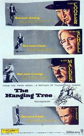 the_hanging_tree_1959_poster