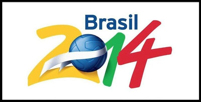 coupe monde football 2014 bresil logo